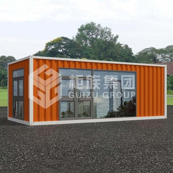 Mobile Shipping Container Office