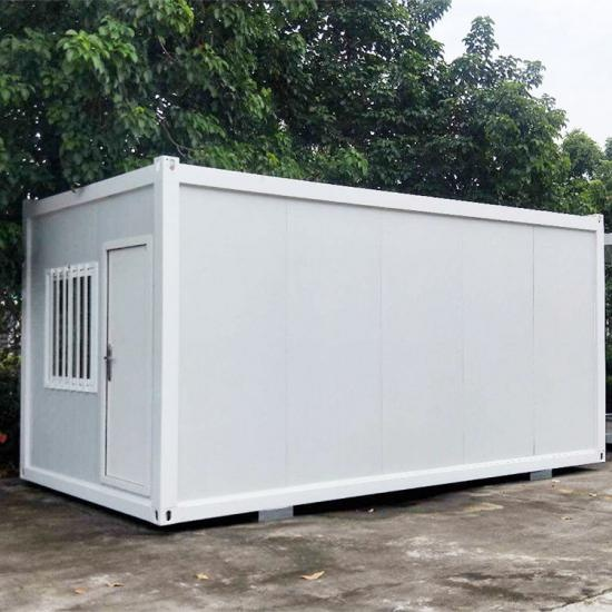 Portable shipping container house