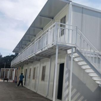 Container Camping House